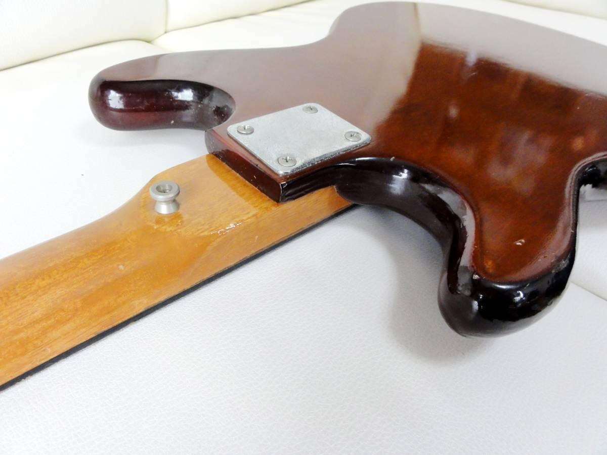 ◆レア! TOMSON SL-180 '70年代ビザール 整備品 結構綺麗_画像8