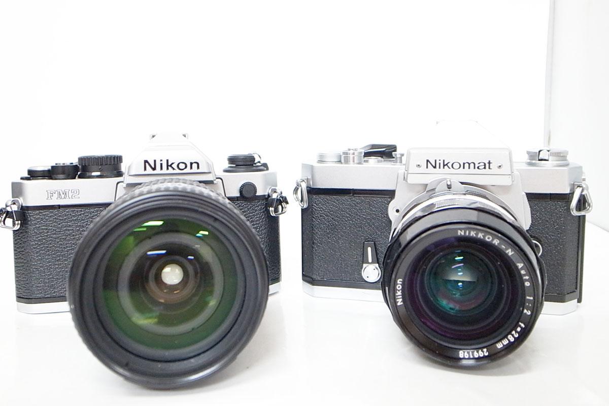 Nikon/ニコン FM2 FE2 EL2 Nikomat AF NIKKOR 28-105㎜ ボディ レンズ おまとめ7点 h_画像3