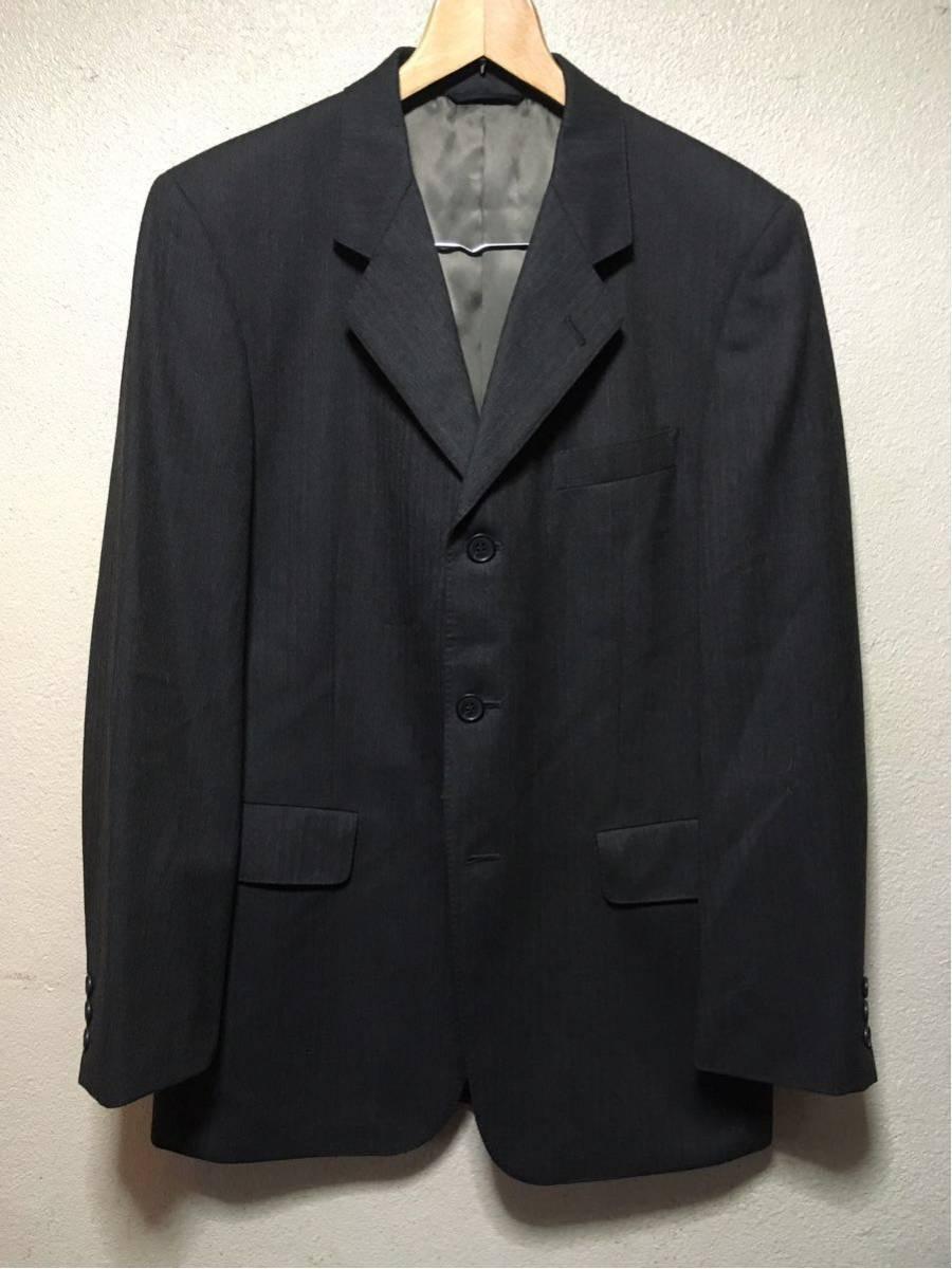 yohji yamamoto セットアップ チャコールグレー AL A.A.R DURBAN スーツ