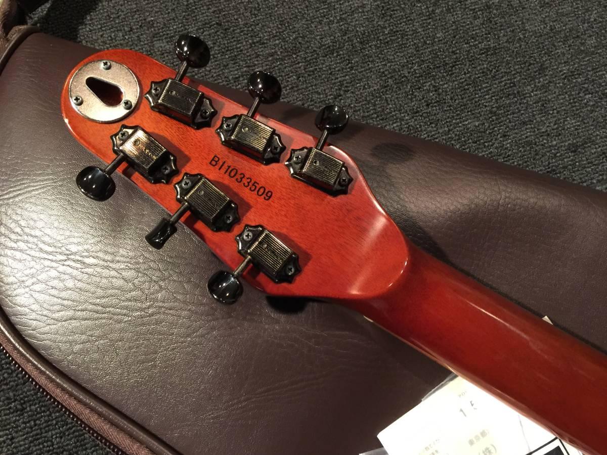 ESP Banboo Inn-C Produced by Char フォークタイプ No.111017_画像8