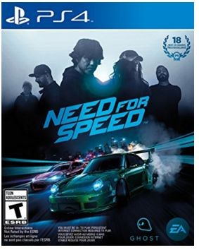 PS4ソフト Need for Speed (輸入版 北米) PS4 対象年齢 18歳以上 5種の プレイモードを 収録1