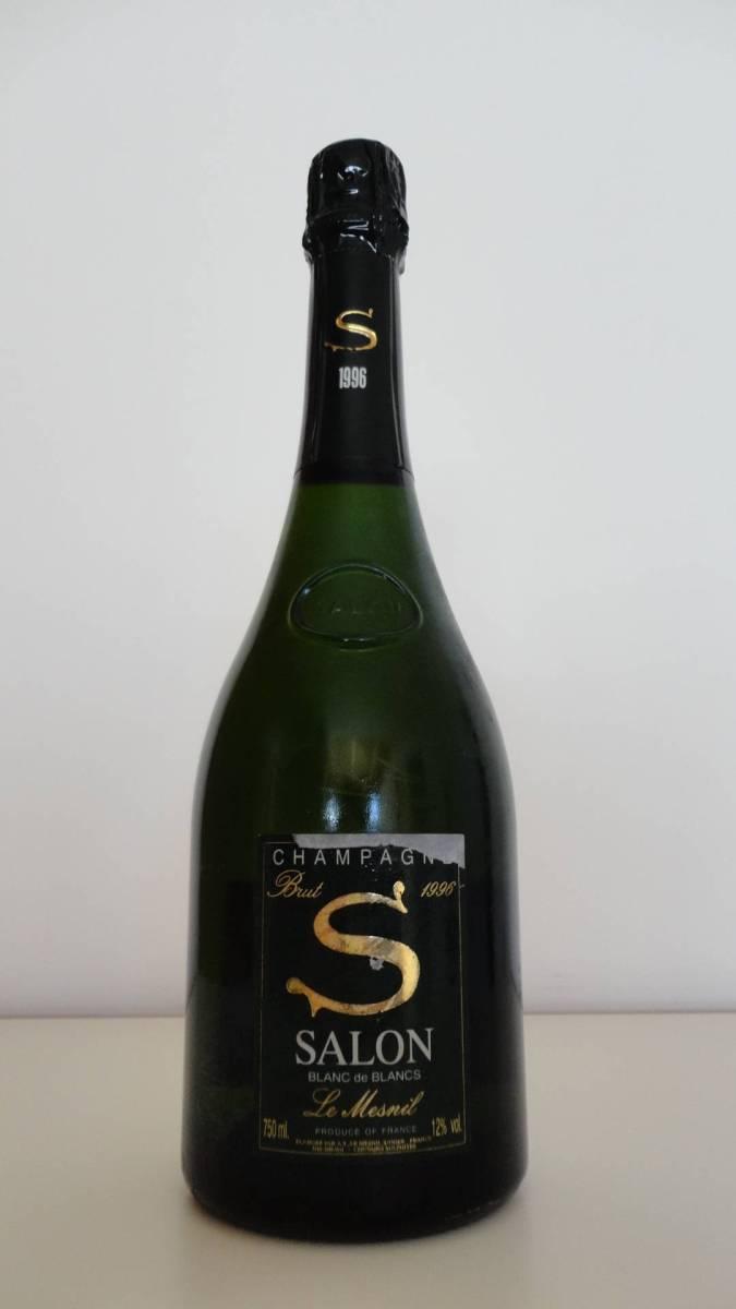 SALON サロン ブラン・ド・ブラン ル・メニル ブリュット 1996年