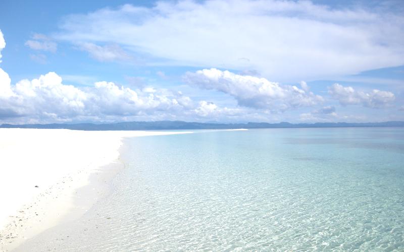 海外 フィリピン セブ島近くの島 屋根付き艇庫保管 ヤマハ モーターボート 40馬力 フィリピン現地お引き渡し_画像2
