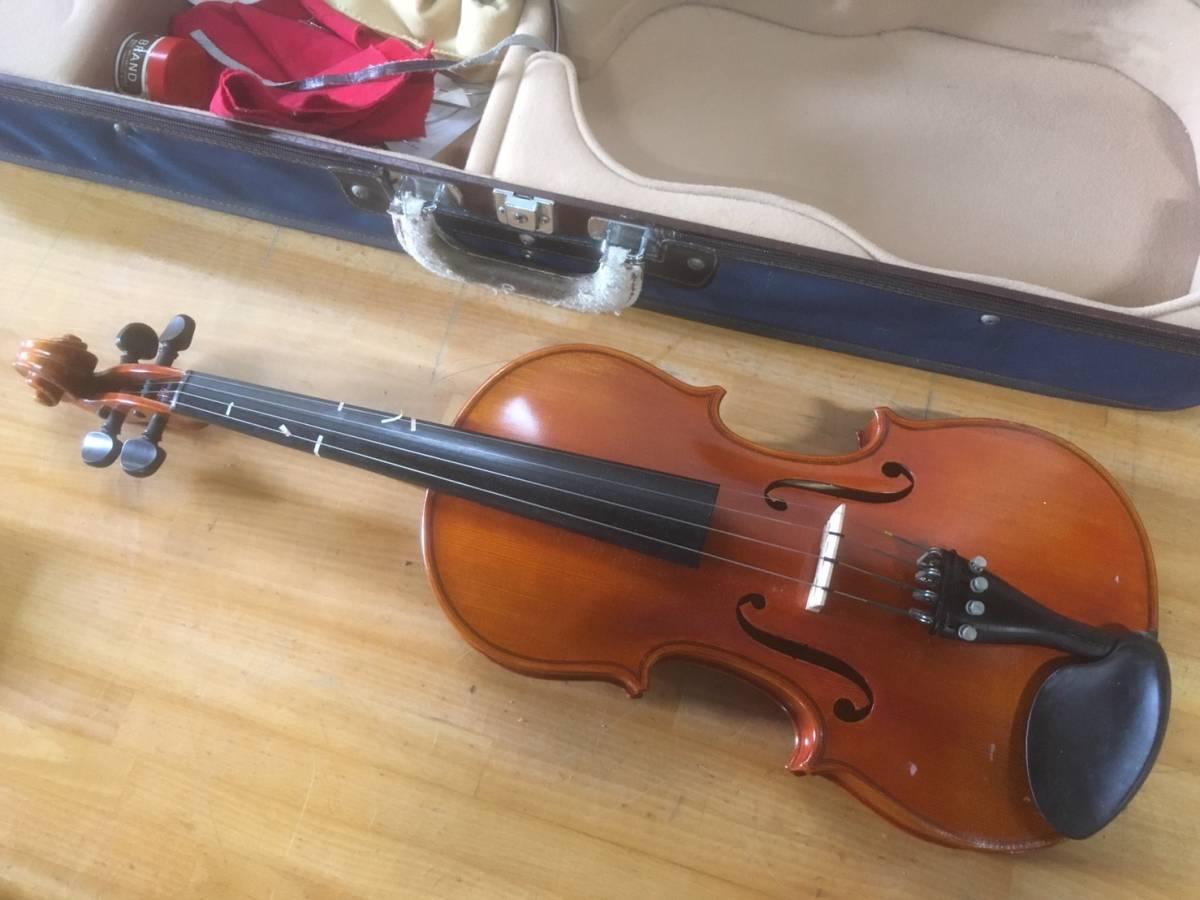 (20) スズキ バイオリン AUBERT駒