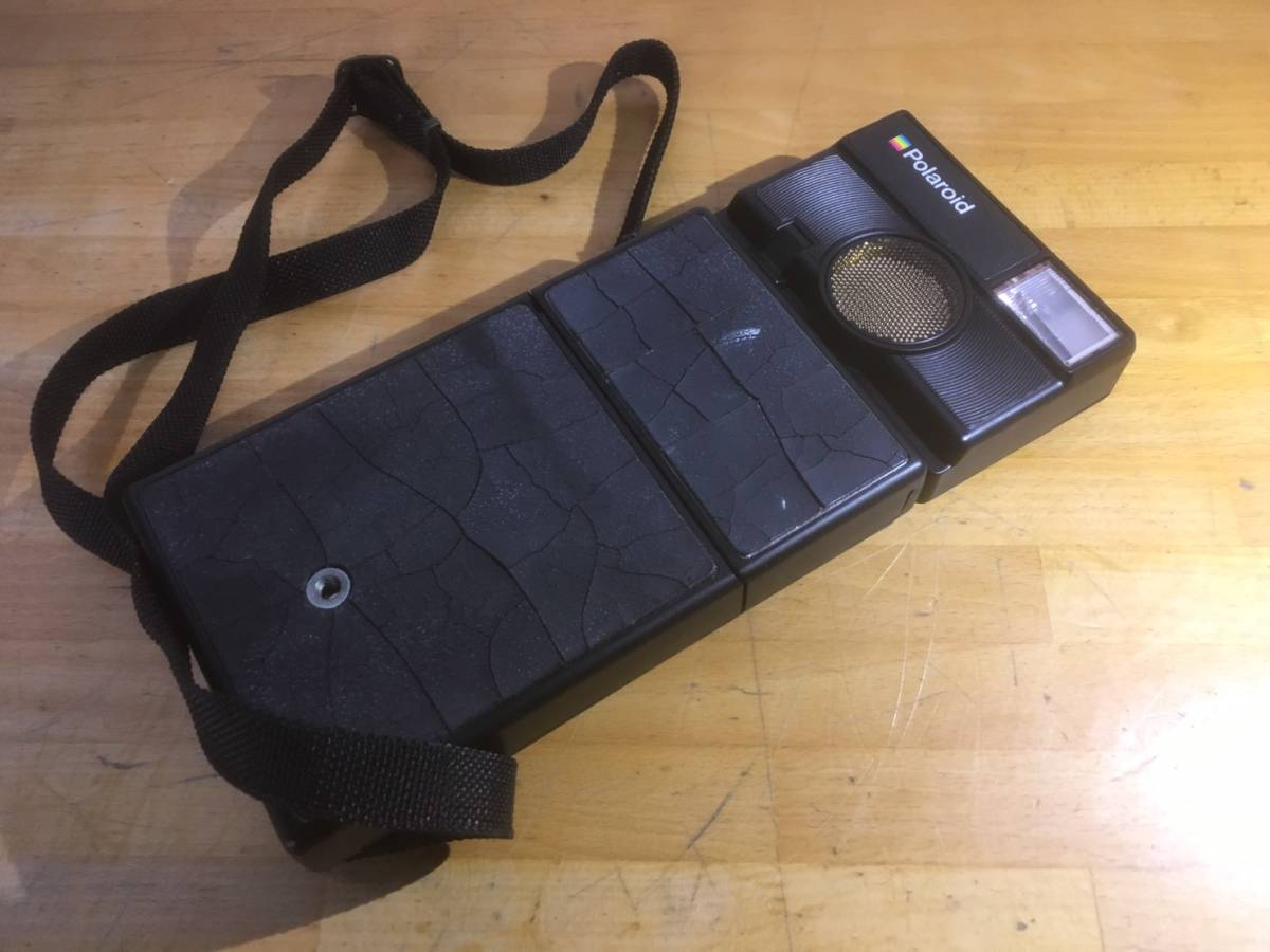 (32) ポロライド カメラ ケース付