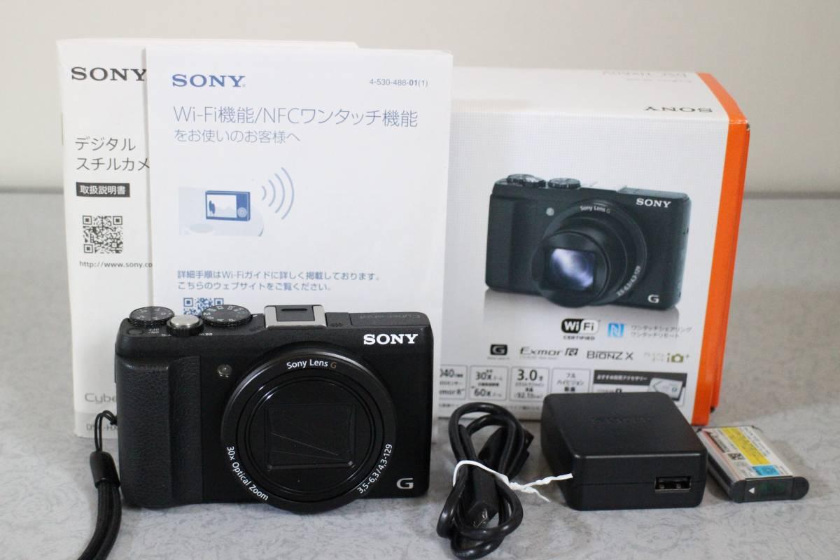 SONY DSC-HX60V 付属品あり Cybershot デジタルスチルカメラ