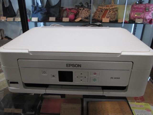 1円~/EPSON/インクジェットプリンター/複合機/カラリオ/PX-404A