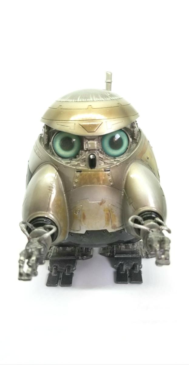 大幅値下げ 希少 当時物 映画 ジュブナイル Juvenile テトラ タイプII(歩行形態)フィギュア 美品 2000年 ビンテージ ロボット SF