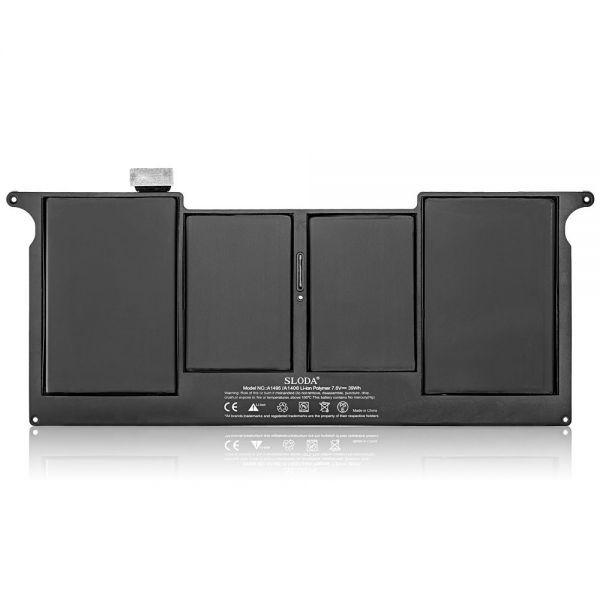 新品 SLODA 高性能ノートPCバッテリ Apple Macbook Air 11 A1495 A1406 A1370(Mid-2011) 1465(Mid-2012 Mid-2013 Early-2014) 等対応