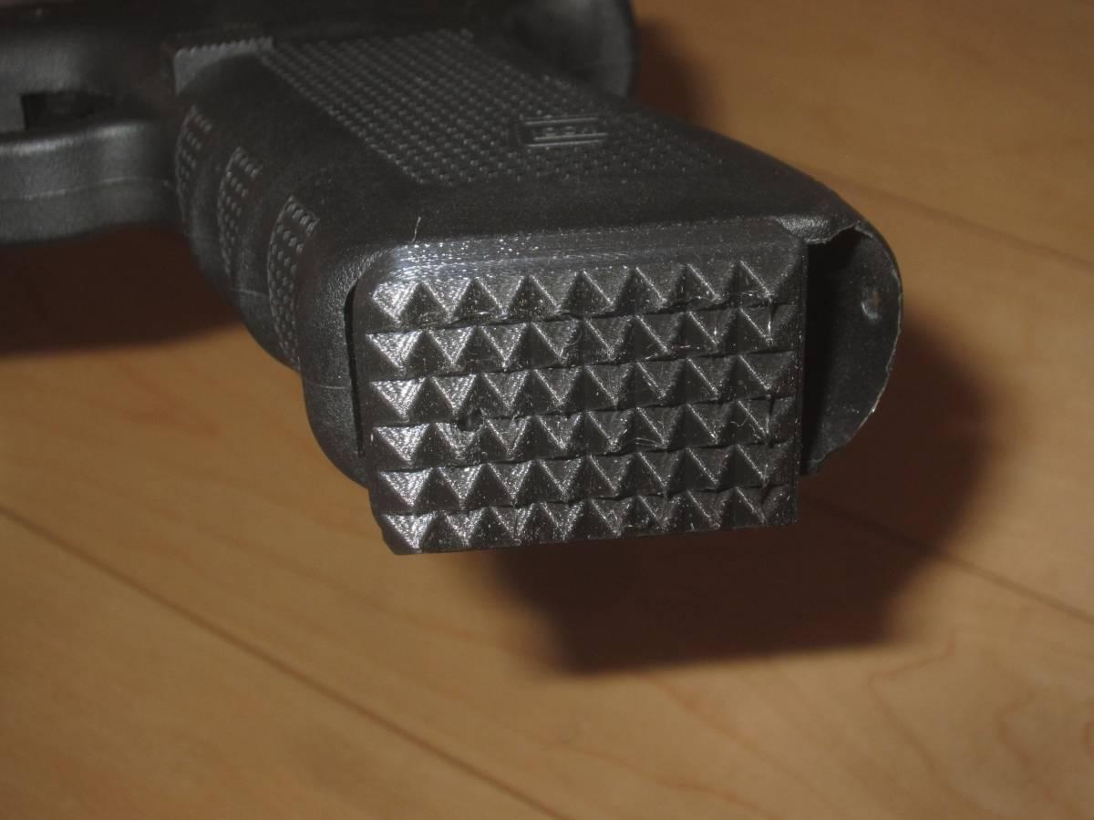 東京マルイ グロック用 マガジンプレート ミートハンマータイプ 2個セット G17 WE 3Dプリンター_画像2