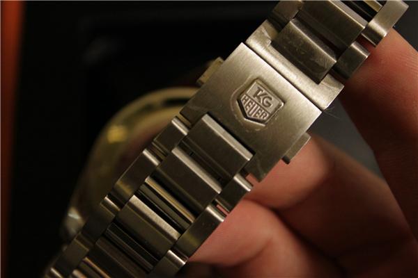 時計 腕時計 カレラ 自動巻き ホワイト_画像2