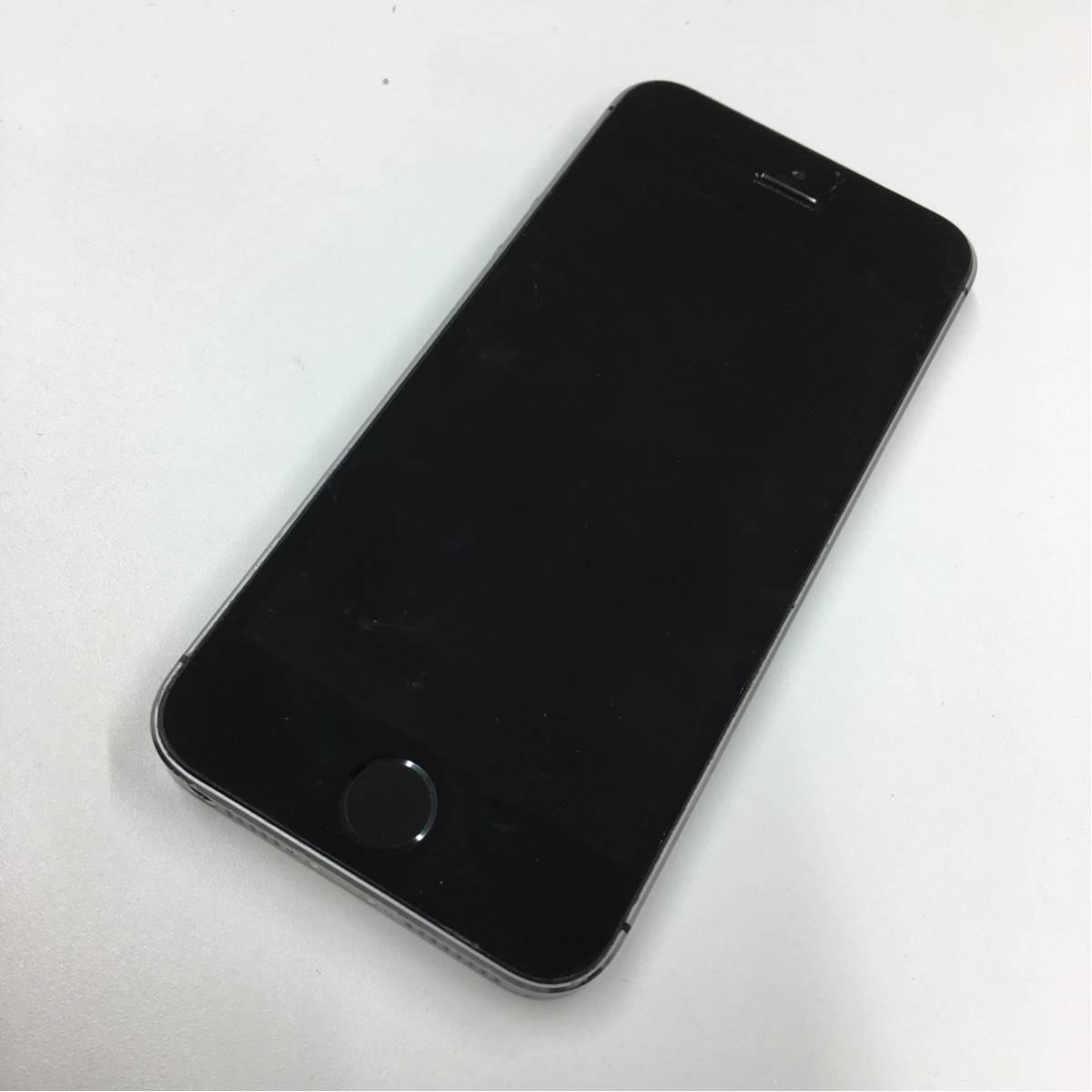 ☆docomo☆iPhone5S 16GB(グレー)☆ma14202
