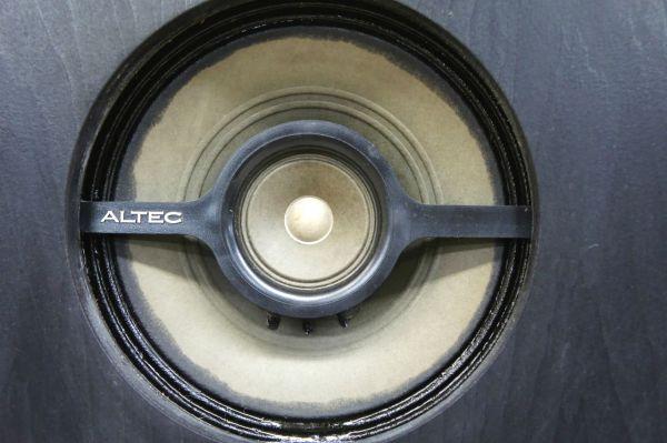 H26216】ALTEC 409-8D アルテック 自作エンクロージャー スピーカー ペア_画像2