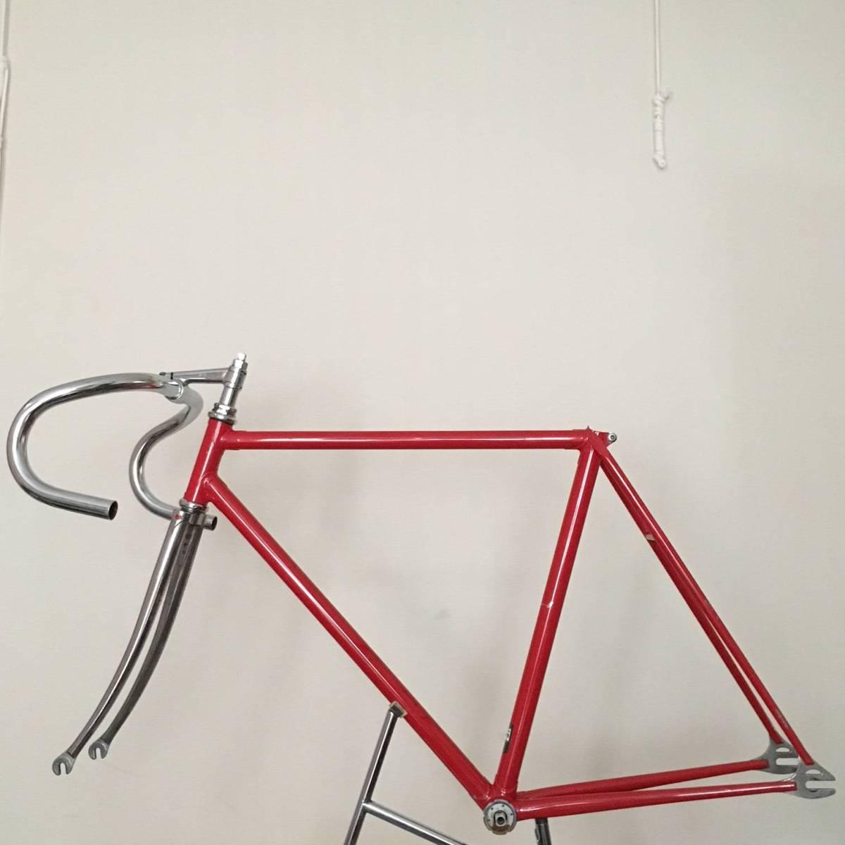 piste frame bicycle race nagasawa bicycle Kuromori single NJS ...