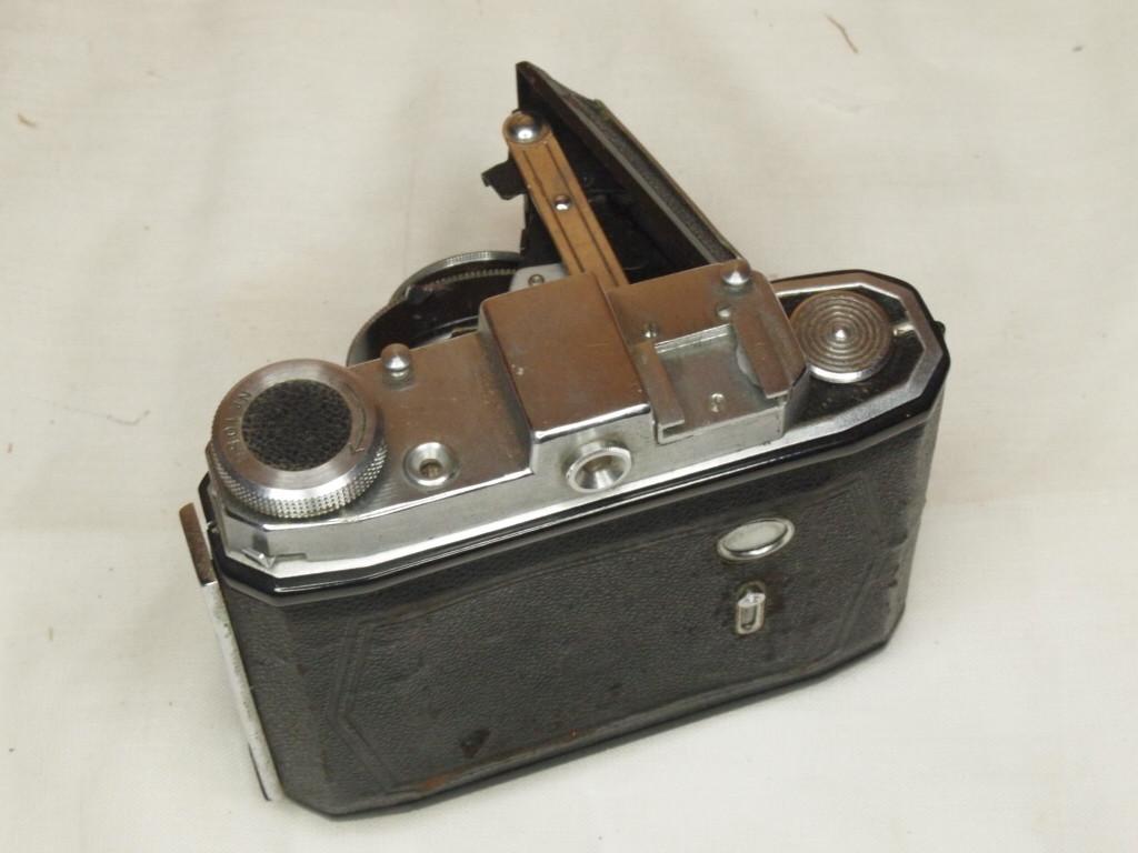 j★スプリングカメラ GELTO 1:3.5 f=7.5cm ジャンク★_画像4