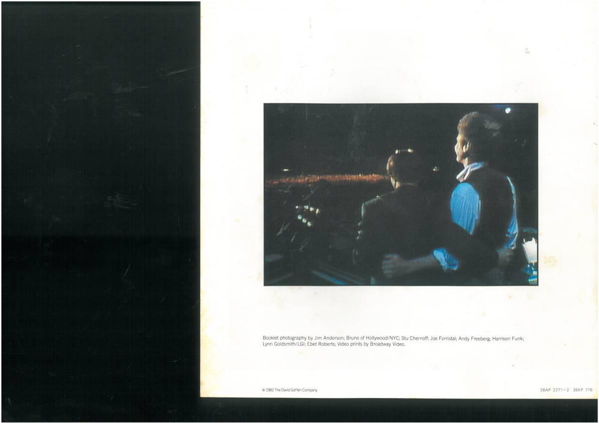 LP サイモン&ガーファンクル ~セントラルパーク・コンサート2枚組 (帯なし・ライナー付☆盤美品☆)_画像3