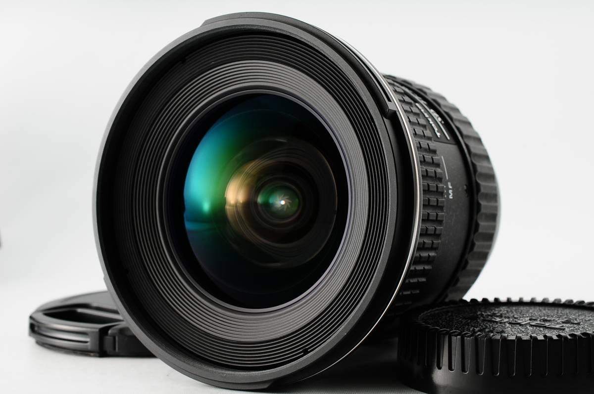 ★極上美品★Tokina AT-X 116 PRO DX 11-16mm F2.8 IF Nikon #82G7016