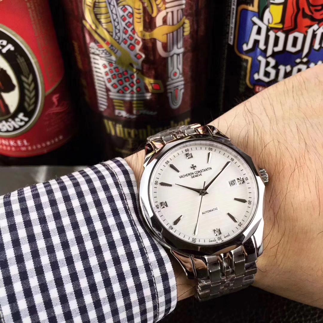 新品 ヴァシュロンコンスタンタン 腕時計 自動巻き