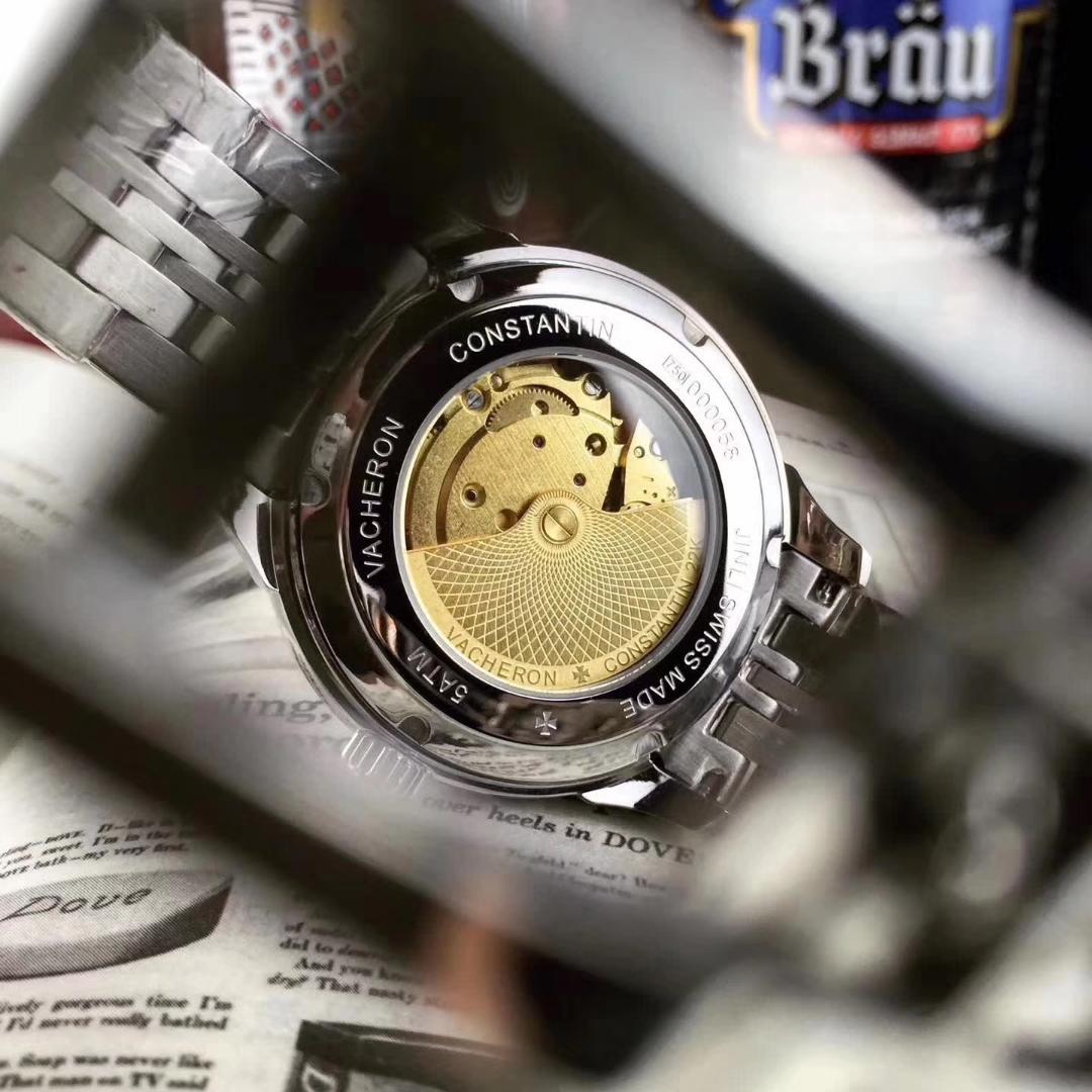 新品 ヴァシュロンコンスタンタン 腕時計 自動巻き_画像3