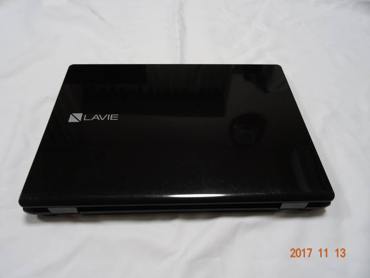 NEC ノートPC NS850/B ★Win10 ★SSD480 ★メモリ8GB ★BDドライブ ★4K ★タッチパネル式 ★Office2016 他 ★1か月保証 クリスマス企画!_画像4