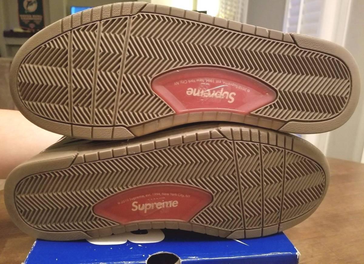 シュプリーム SUPREME × ナイキ NIKE SB ZOOM AIR 94 HI スニーカー Size 27.5 U.S 9.5 ( 428927-005)_画像5