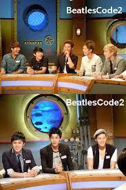 Beatles code ★ZE:A ★パク・ヒョンシク・イム・シワン・キム・ドンジュン