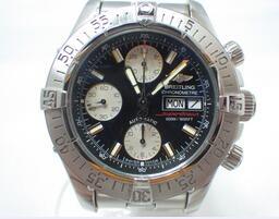 BREITLING ブライトリング 腕時計 A13340 スーパーオーシャン クロノグラフ