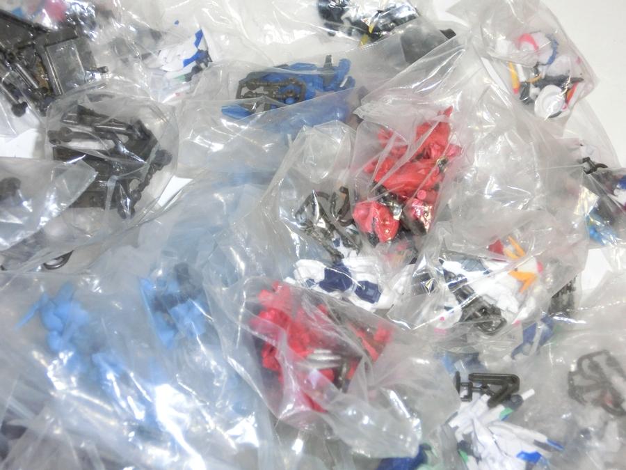 ガシャポン戦士 NEXT 大量セット 袋未開封 約200個 ガンダム ユニコーン グフ ザク マゼラ・アタック オッゴ ボール フィギュア UC_画像5