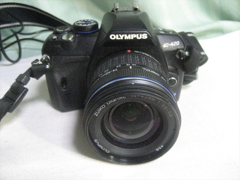 JUNK OLYMPUS E-420