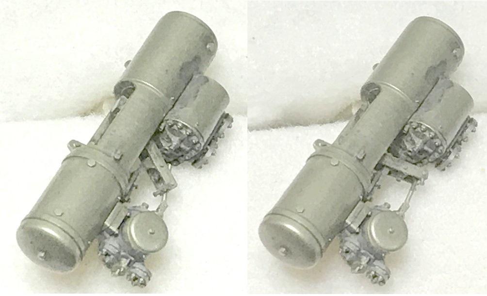 NIWA LOOX prototype O scale 細密給水ポンプ0ゲージサイズ幻の給水ポンプ単品出品です。_(注意)出品のポンプは1個です。