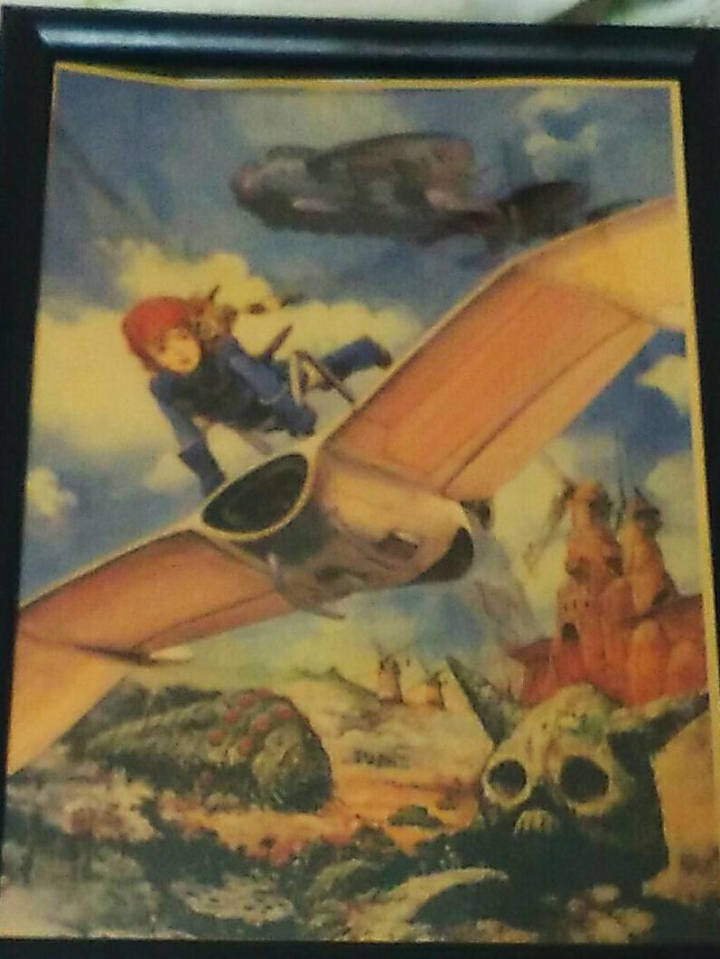 風の谷のナウシカ? ポスター グッズの画像