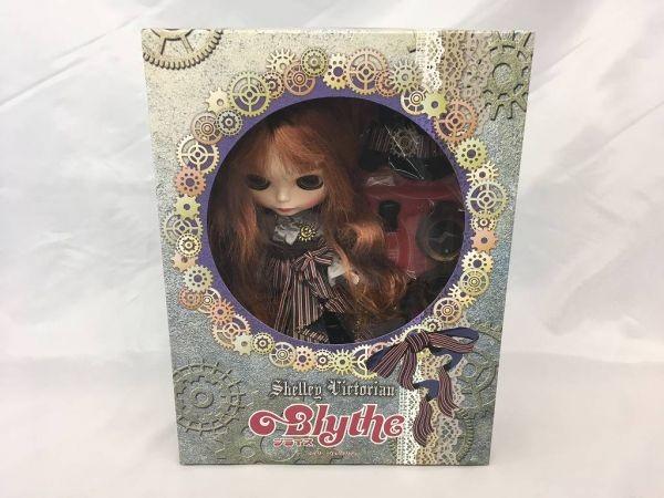 C927 ハズブロ限定 ネオブライス シェリー・ヴィクトリアン Blyth キャラクタードール 人形