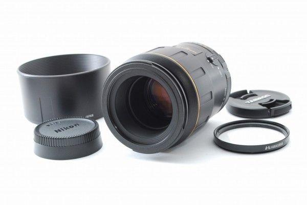 ★フィルター付属★TAMRON SP AF 90mm F2.8 MACRO for NIKON 172E ニコン用 定番マクロレンズ タムキュー