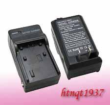 Canon iVIS HR10 HV10 DC50 FV-M300 バッテリー充電器