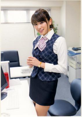 【久松郁実】リバプール いくみん~IQ→S391HJ062007~ DVD特典 Lサイズ生写真b