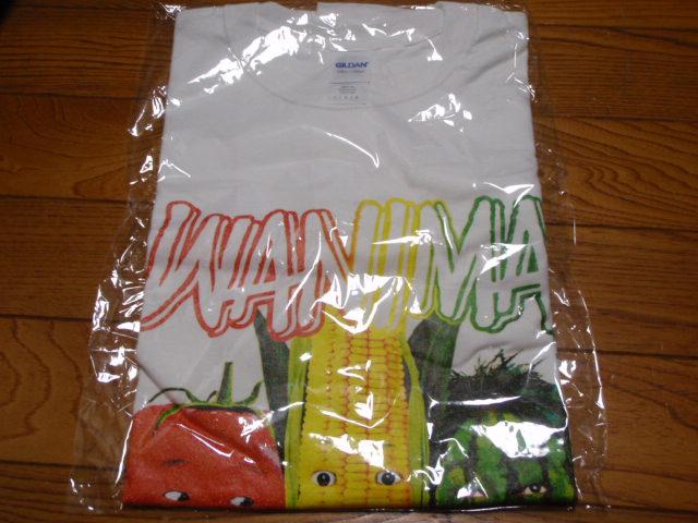 WANIMA 野菜 Tシャツ 白 XL ワニマ monoeys マキシマムザホルモン