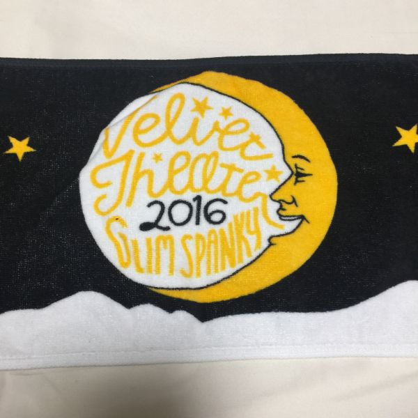 GLIM SPANKY 東京キネマ倶楽部 Velvet theater限定タオル サイケ 邦楽ロック ブルース グッズ グリムスパンキー
