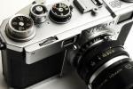 Nikon S2 ニコン S2 NIKKOR 5cm F2 ニッコール 純正ケース フード キャップ フィルター 日本製 50