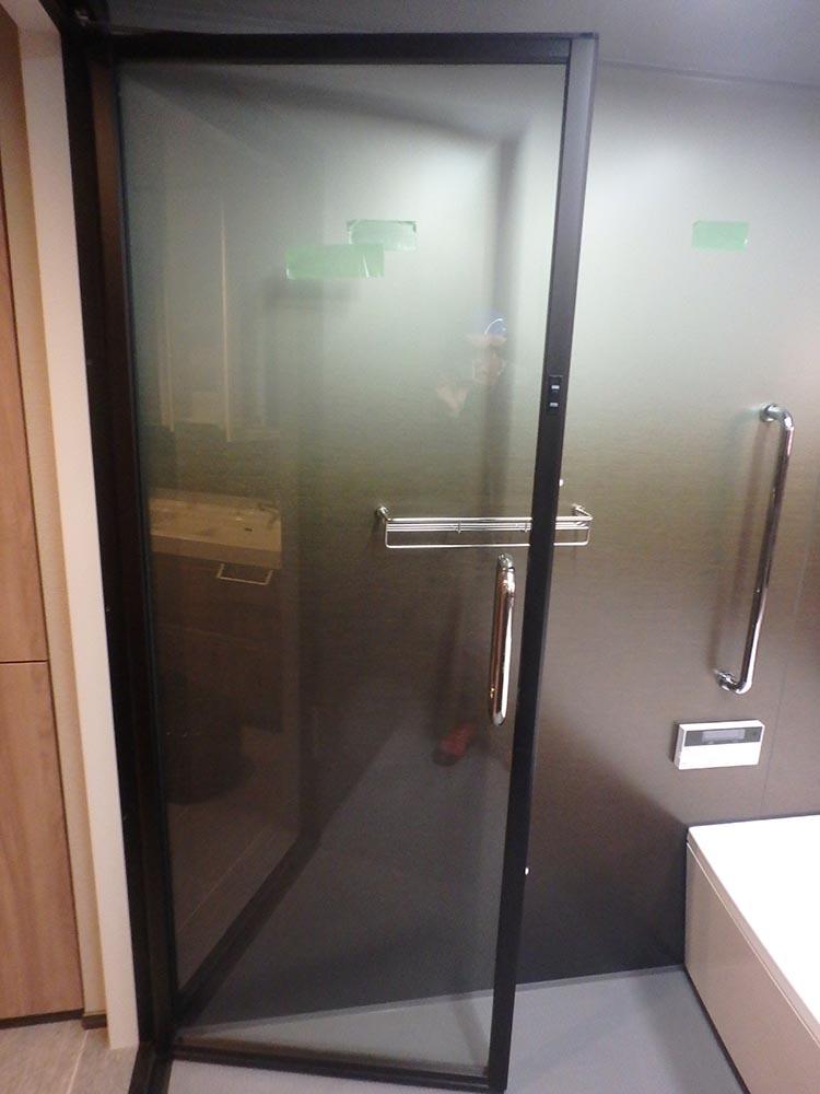 J2-01 展示品 小傷あり Panasonic 1822 ユニットバス LED照明 泡風呂 水栓 シャワー 排水トラップ付き 換気暖房ダミー無し_画像7