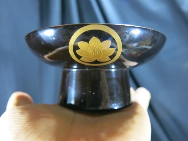 四つ椀 杯セット 江戸時代 漆器_画像3