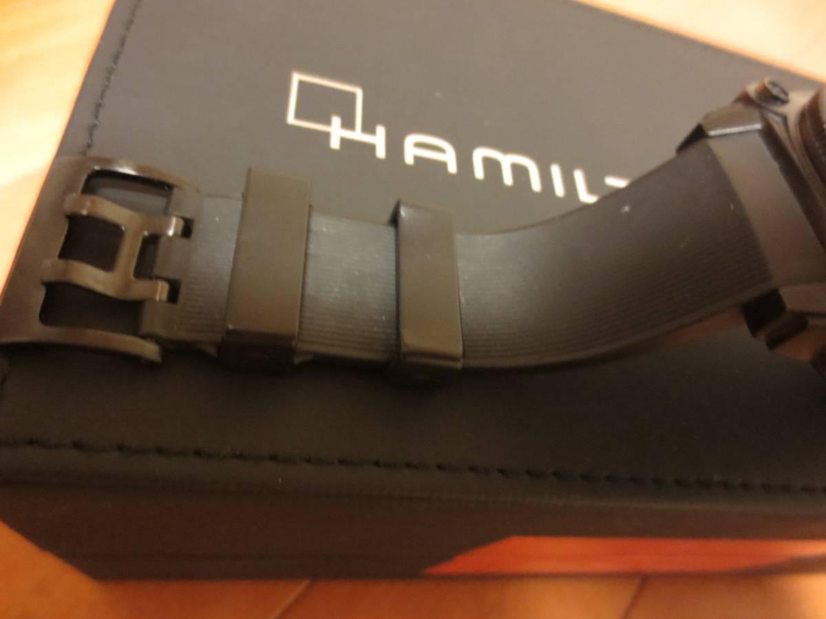 ハミルトン カーキビロウゼロ HAMILTON(H78585333)メンズ腕時計 自動巻き_画像5