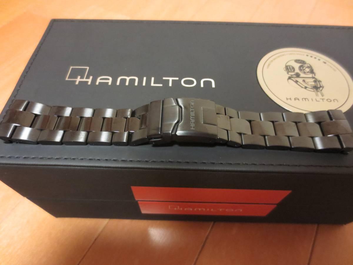 ハミルトン カーキビロウゼロ HAMILTON(H78585333)メンズ腕時計 自動巻き_画像8