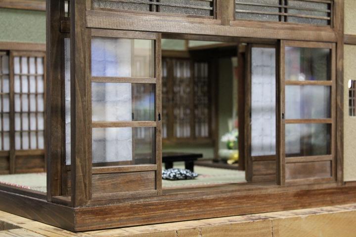 ★懐かしの和室と茶室六畳1/12のドールハウス★_画像2