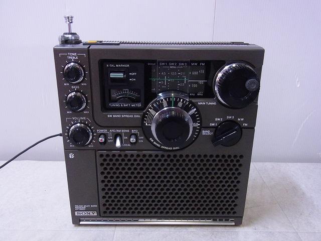 ■BCLラジオ SONY ソニー スカイセンサー ICF-5900 ジャンク/棚W2075/1