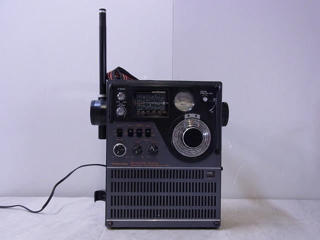 ■BCLラジオ TOSHIBA 東芝 トライX2000 RP-2000F ジャンク/棚W2077/1