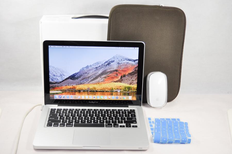 限定 MacBook Pro i5/メモリ大容量 新品16GB/爆速 SSD 512GB/ Magic Mouse/High Sierra/office2016 送料無料 R#72