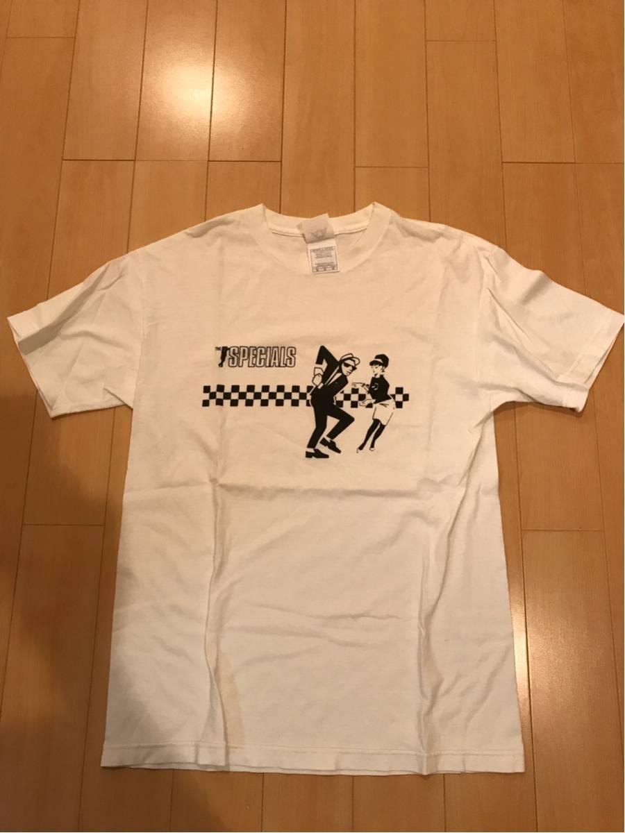 【USED】スペシャルズ Tシャツ ありそうで無いデザイン