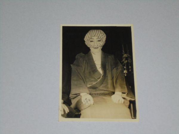 002 「9代目 市川海老蔵(先々代) 直筆サイン入 スチール」