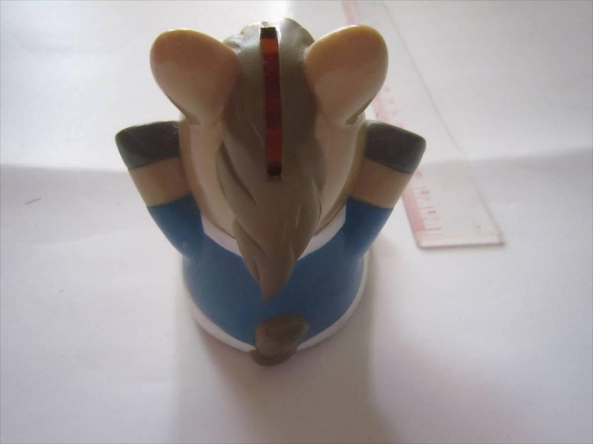 JA ソフビ ソフト フィギア 貯金箱 JA バンク 銀行 ノベルティ 非売品 企業 昭和 レトロ レア _画像2