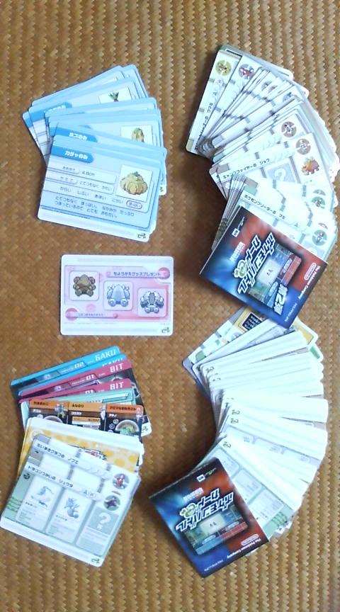 GBA ポケモンバトルカードe+ ルビー&サファイア 第1弾・第2コンプ&もようがえ等